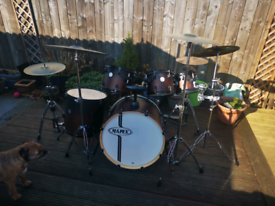 MAPEX HANDMADE LIMITED EDITION MAPEX DRUM KIT