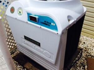 réparation thermopompe  piscine