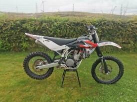 Husqvarna TC 450 4 STROKE MX MOTOCROSS 2008