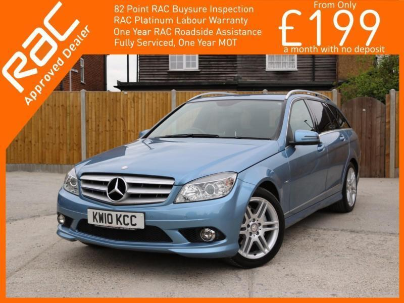 2010 mercedes benz c class c250 cgi elegance blue for 2010 mercedes benz c250