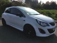2013 63 VAUXHALL CORSA 1.2 LIMITED EDITION 3D 83 BHP