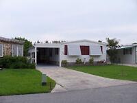 Plusieurs maisons mobile a vendre a partir de $99900 us et plus
