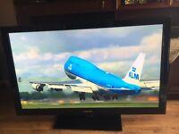 "Samsung 50"" full HD plasma TV"