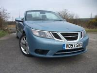 2007 57 SAAB 9-3 1.9 LINEAR SE TID 2D 151 BHP **SUMMER IS COMING!** DIESEL