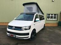 2017 VW Transporter T6 LWB 150 BHP Highline Camper, New Campervan Conversion