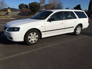 Ford Falcon Wagon DUAL FUEL Fawkner Moreland Area Preview