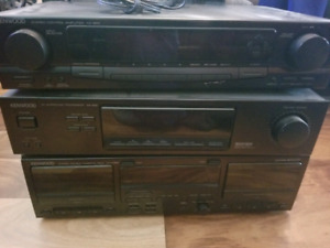 Kenwood home surround stereo system