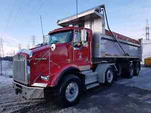 Kenworth T800 Camion Dompeur