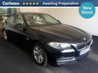 2014 BMW 5 SERIES 520d SE 4dr Step Auto