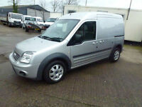 Ford Transit Connect 1.8TDCi ( 110PS ) H/Roof T230 LWB Limited 2011 FSH