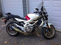 2009 Suzuki Gladius for sale. Excellent condition