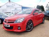 2008 08 Vauxhall Astra 2.0 i 16v VXR Sport Hatch 3dr - rac dealer