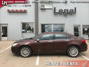2013 Chrysler 200 Limited  - Leather Seats -  Bluetooth