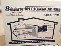 20x24 electronic air filter