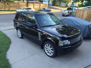 2006 Range Rover SUPERCHARGED -REDUCED