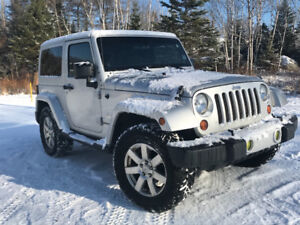 2011 Jeep Wrangler 70th anniversary edition SUV, Crossover