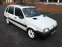 Rover Metro 1.4 GS..TIMELESS CLASSIC, MOT. 05/2017 LOW MILES, 38K. LEATHER TRIM.