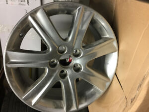 "17"" OEM LEXUS WHEEL 17X7 [1 SINGLE RIM]"