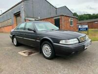 P Reg Rover Sterling 2.5 auto. 25000 miles only.