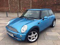 2004 MINI COOPER ++ ALLOYS ++ REMOTE LOCKING ++ PANORAMIC ROOF ++ LEATHER ++ AUGUST MOT.