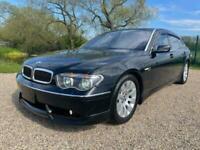 BMW 7 SERIES 760 LI LWB 6.0 AUTOMATIC LEATHER SEATS * SUNROOF * LOW MILEAGE