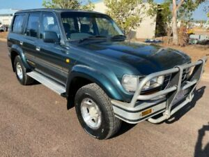 TOYOTA LANDCRUISER 1995 AUTOMATIC PETROL 4X4 Winnellie Darwin City Preview