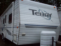 2005 Terry 25Z Travel Trailer
