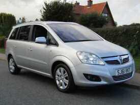 2011 Vauxhall Zafira 1.7 CDTi ecoFLEX ELITE 5DR 7 SEATER TURBO DIESEL ** 53,0...
