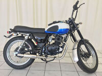 Mutt Desert Racer 125 learner legal own this bike for only £13.47 a week