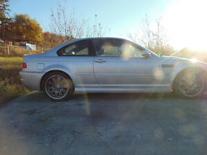 2002 BMW M3 Coupe (2 door)