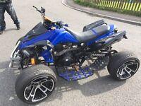 Banshee 350 quad