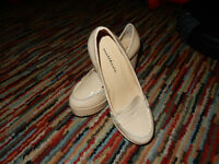 Brand new Size 37 Nude color Matthews shoes