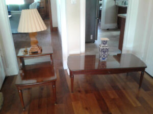 Coffee Table, End Table ... ONLY $15.00 Each or $25 for both!!!!