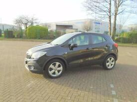 VAUXHALL MOKKA EXCLUSIV S-S 2013 Petrol Manual in Black