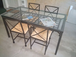 Dining Set - New Price Plus More Chairs