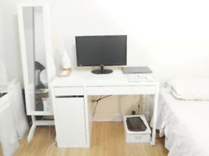 BEDROOM FURNITURE (IKEA AND OTHERS)