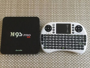 Android Box and Keyboard Brand NEW