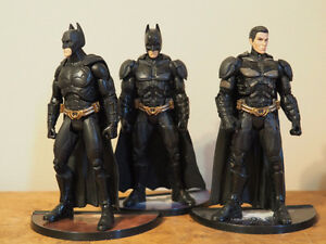 Batman - The Dark Knight Trilogy figures