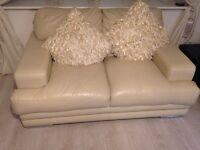 3 + 2 leather sofa - DFS Glow range