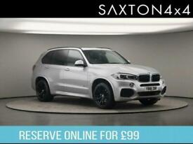 image for 2018 BMW X5 3.0 30d M Sport Auto xDrive (s/s) 5dr SUV Diesel Automatic