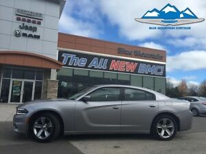 2015 Dodge Charger SXT  ACCIDENT FREE, WARRANTY, BLUETOOTH