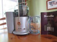 Fruit Juicer - Breville Juice Fountain Plus