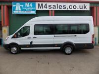 Ford Transit 460 17 Seat 125ps AC