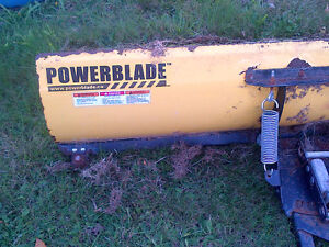 ATV Snow Plow / SOLD