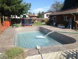 Swimming pool liners and installation London Ontario image 8