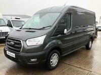 Ford Transit L3 H2 Trend 130ps *Low Rate Finance*