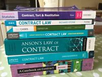 LAW TEXTBOOKS, REVISION, STATUTE.