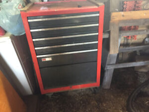 Rolling Tool Chest Box Craftsman