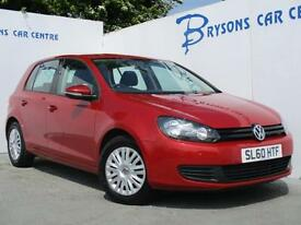 2010 60 Volkswagen Golf 1.6TDI ( 105ps ) S for sale in AYRSHIRE