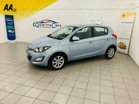 image for 2013 Hyundai i20 1.2 Active 5dr Hatchback Petrol Manual